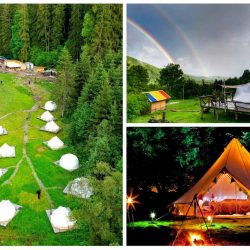 Glamping resorts