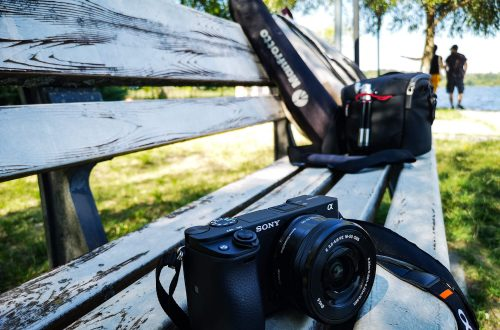 Sony alpha 6400 and accesories