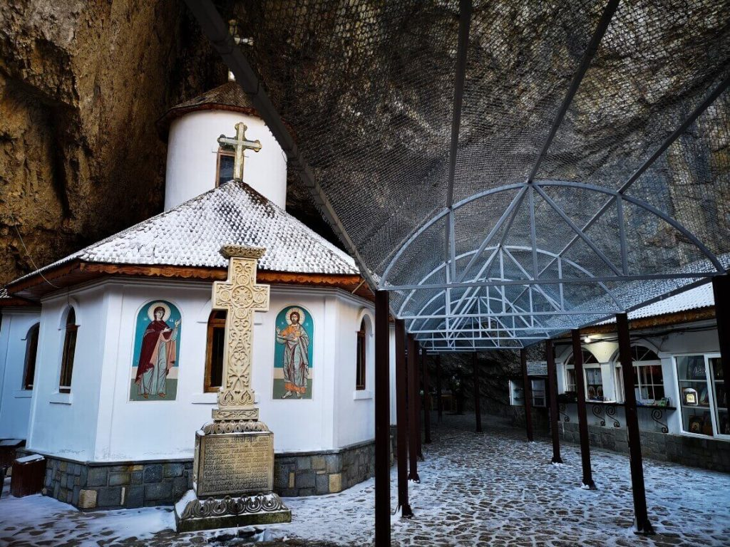 The Ialomita Monastery
