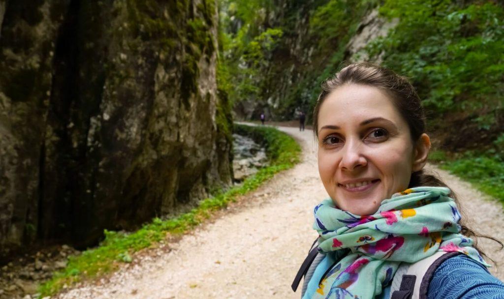 Zarnesti Gorges