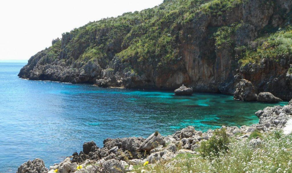Bay in Zingaro Natural Reserve