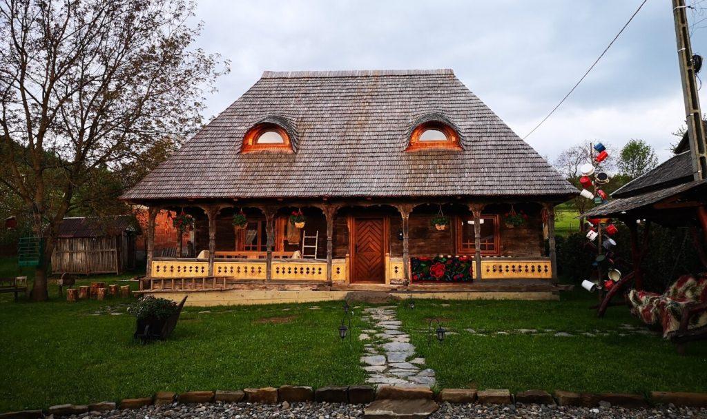 Casa din Susan, Maramureș Romania