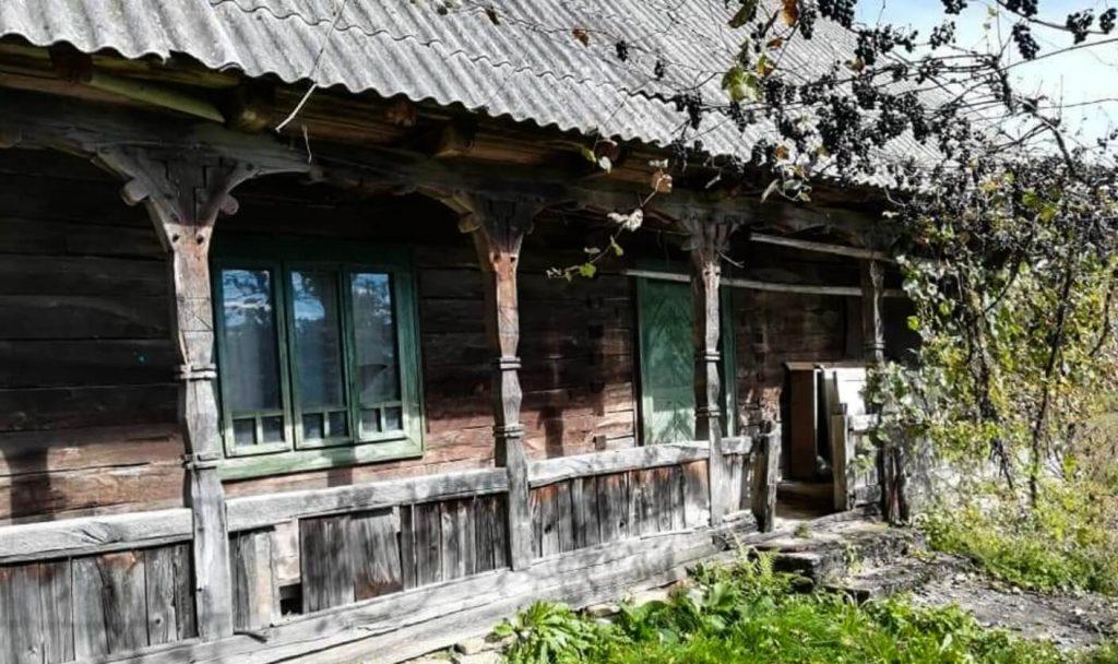 Casa din Susani - the original house