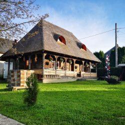Casa din Susani, Maramureș, Romania