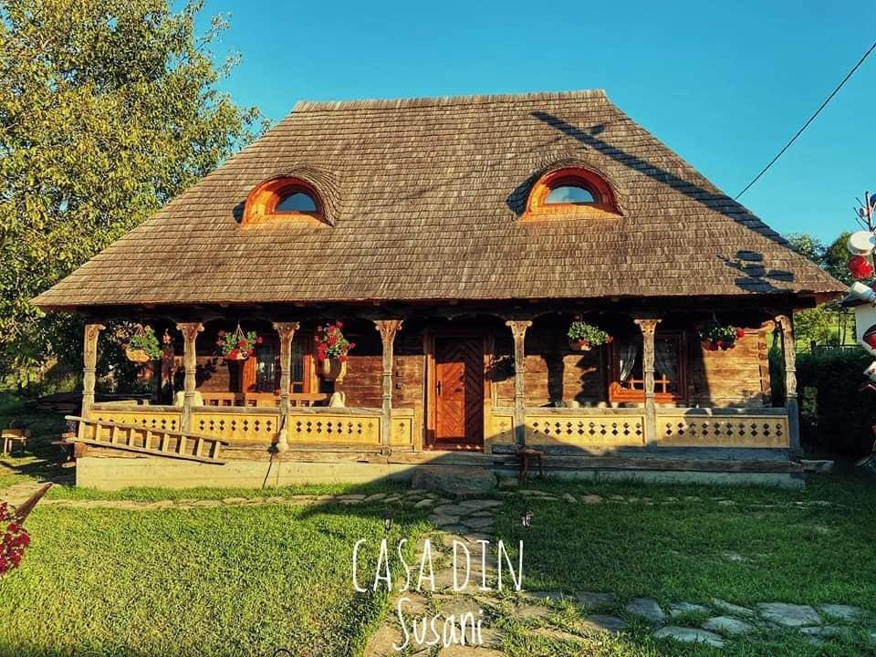 Casa din Susani, Maramureș